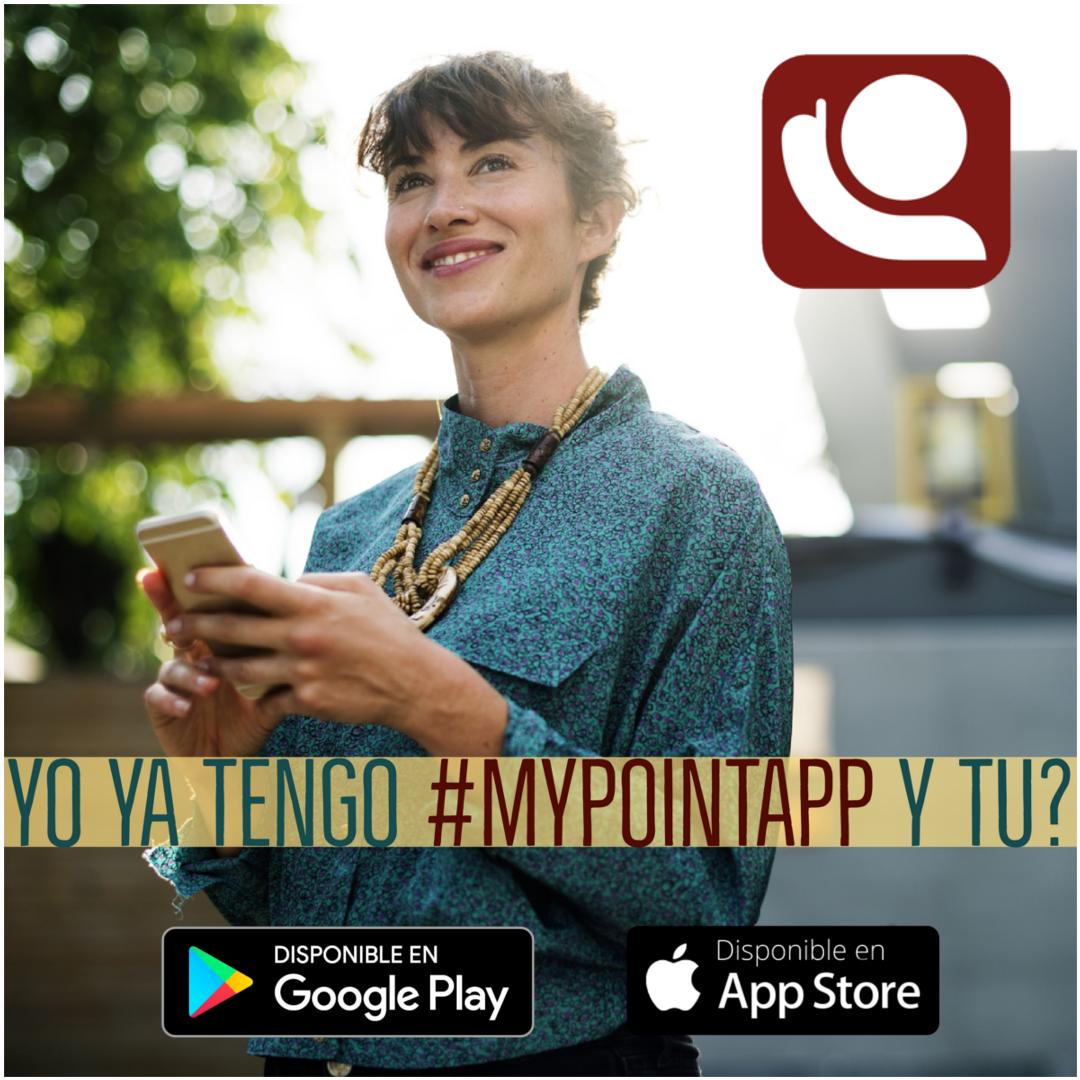 Descarga MyPointApp